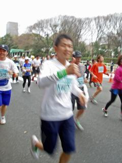 東京マラソン 115