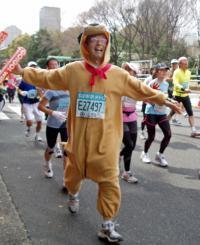 東京マラソン 101