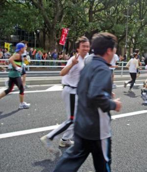東京マラソン 062