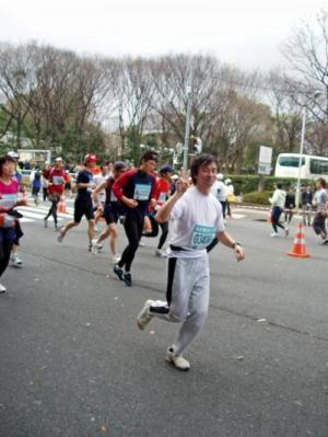 東京マラソン 092