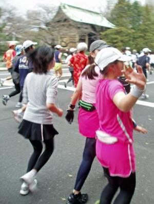 東京マラソン 110