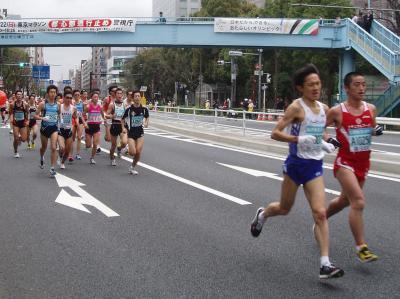 東京マラソン 037