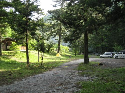 池の谷ファミリーキャンプ場1