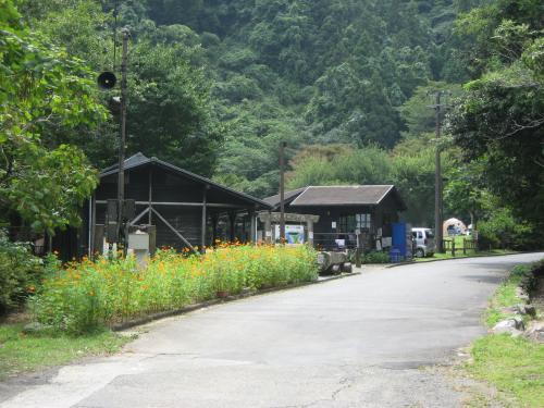 黒川キャンプ場3