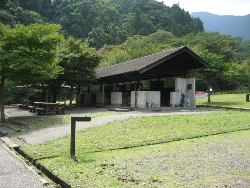 黒川キャンプ場4