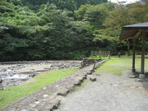 黒川キャンプ場5