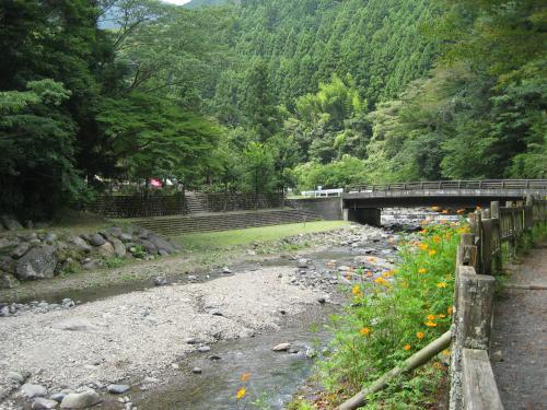 黒川キャンプ場8