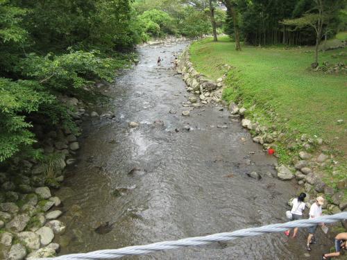 黒川キャンプ場7