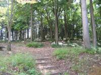 飛騨古川町森林公園キャンプ場1