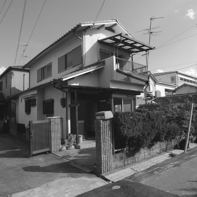 枚方星丘の家