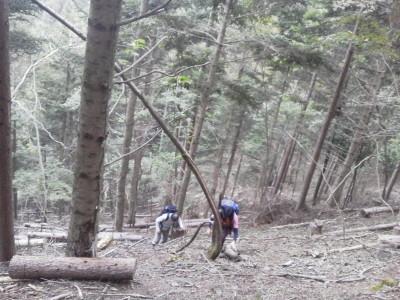4 p1216に向かう林と二人400P1001006