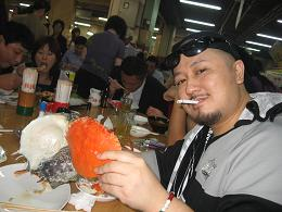 10.19沖縄蟹、貝