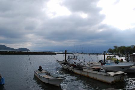 6454琵琶湖畔