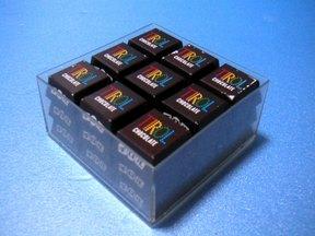 チロルチョコ立体パズル