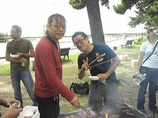 fc2 BBQ Dさん