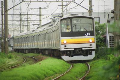 緑化線路w