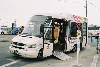 CNGバス