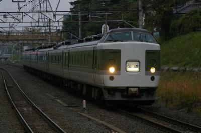 豊田→新宿
