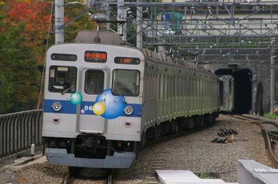 (´・ω・`)ショボーン玉電車