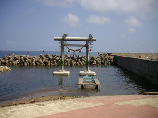 名舟の海岸1
