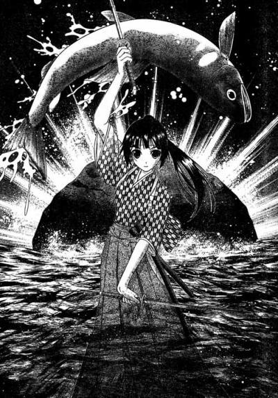 釣り屋ナガレ第14話01