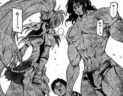 任侠姫レイラ5th match02
