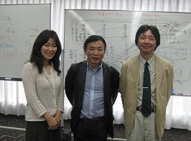 本田先生と