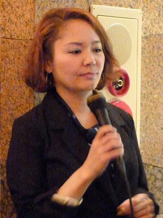 vo三田裕子さん