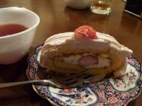 マイミクpakinさんのバスデーケーキ