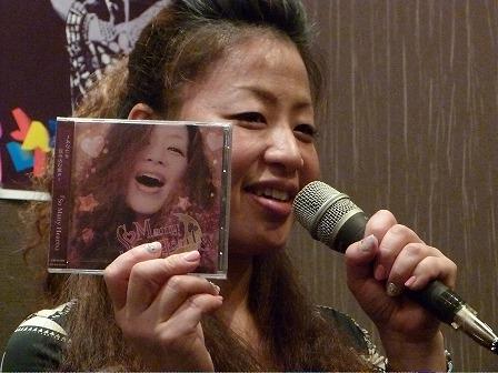 vo阪井楊子さんのセカンドアルバム『So Many Hearts』