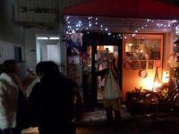 昭和町にあるカンボジア料理【ニャムニャム食堂】にて