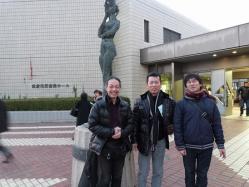 g村山義光氏とお友達