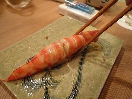 【寿し おおはた】の料理