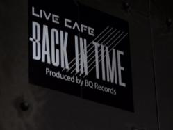 【BACK IN TIME】