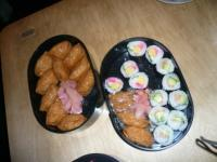 僕の手作り寿司