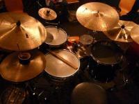 d斉藤洋平さんのドラムセット