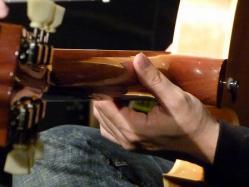 g馬場孝喜さんのギター