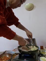 小岩駅前の韓国料理屋さんのサムゲタン