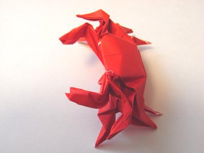 ハート 折り紙 かに 折り紙 : mushitarou.blog79.fc2.com