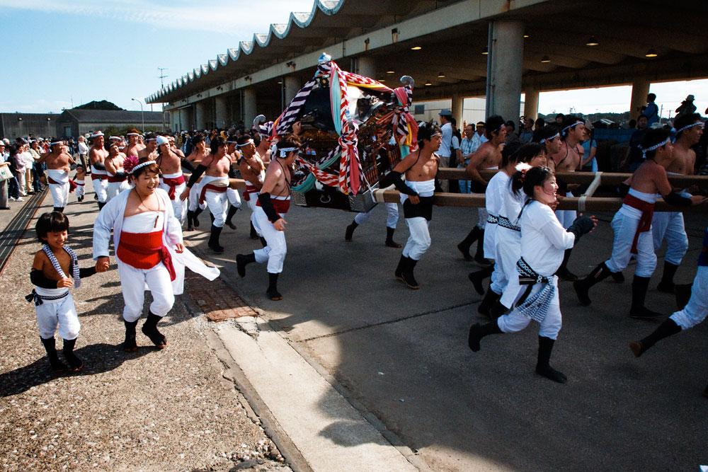 大原祭り10