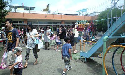090803さゆり幼稚園同窓会