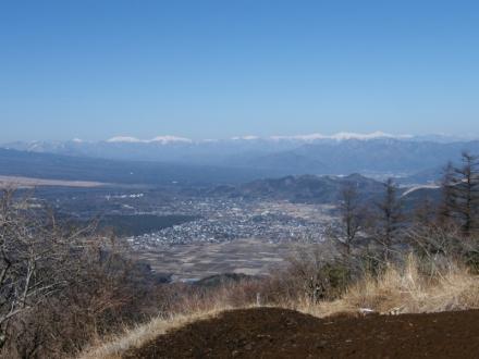 石割山からの展望