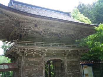 大矢田神社「楼門」
