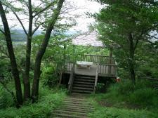 三井山展望台