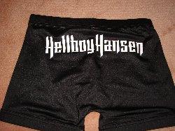 Hellboy Hansen