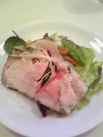 茶美豚サラダ