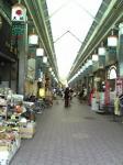 空堀商店街中道