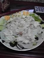ブタしゃぶサラダ