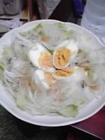 ゆでたまサラダ