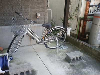 マイ自転車